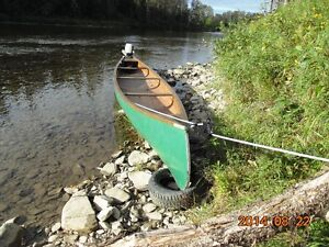 27' canoe