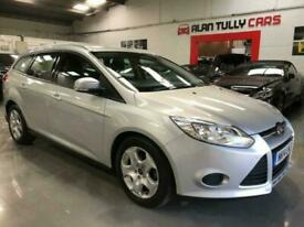 2014 14 FORD FOCUS 1.6 EDGE TDCI 95 5D 94 BHP DIESEL
