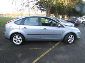 Ford Focus 1.6 Zetec Climate**LOW MILEAGE PETROL CARS**ONLY 36,000 MILES**