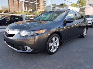 Acura TSX Premium Package 2012