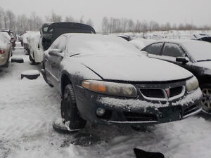2002 Pontiac Bonneville Now Available At Kenny U-Pull Cornwall Cornwall Ontario image 1