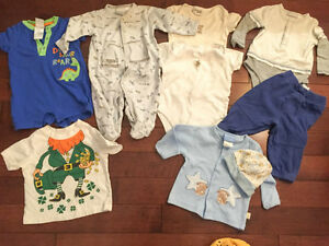 6-9 Month Baby Boy Clothing Lot