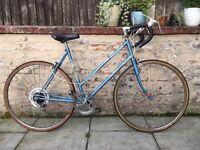 Raleigh Athena Ladies Retro Vintage Road Bike 20 Inch Frame 5 Speed Excellent Condition