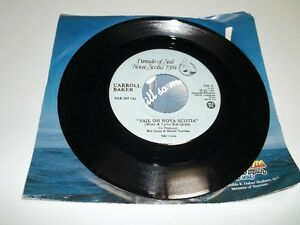 "3 Vintage Records(45's) ""Parade Of Sale 1984""."