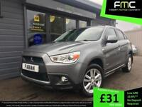 2010 Mitsubishi ASX 3 1.6 **Full Service History - Heated Seats**