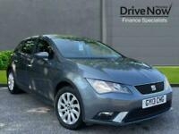 2013 SEAT Leon 1.6 TDI SE DSG (s/s) 5dr Hatchback Diesel Automatic