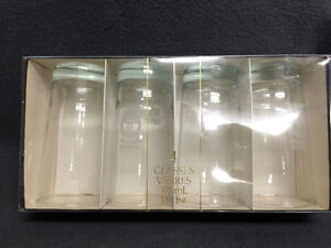 Collectible Antique 4 Wallaceburg Sports Hall Of Fame Glasses London Ontario image 1