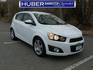 2016 Chevrolet Sonic Sunroof/Backup Camera
