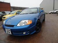 HYUNDAI COUPE S 1.6 PETROL 3 DOOR