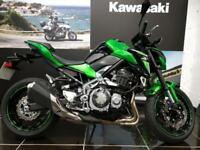 2017 KAWASAKI Z900 ZR900BHF Very Low Mileage,ABS,Tinted Screen,Engine ...