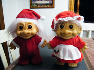 Christmas large Trolls rare find London Ontario image 1