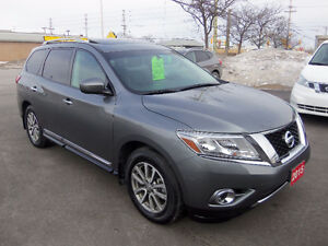 2015 Nissan Pathfinder SL 4WD W/ Tech  * SOLD *