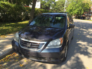 2009 Honda Odyssey DX (128,000KM, Excellent Condition)