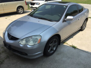 2003 Acura RSX Type-S Coupe (2 door)