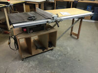 """Delta 1.5HP Table Saw 52"""" Unifence"""