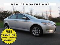 Ford MONDEO 1.8 TDCI 6 SPEED ** ZETEC EDITION ** LOW MILES 64000 F.S.H & NEW MOT