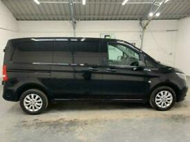 BLACK MERCEDES-BENZ VITO 2.1 114 BLUETEC *AVAILABLE ON FINANCE FROM £343 P/M*
