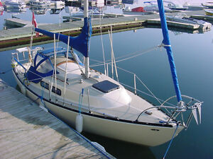 Northern 25 sailboat for sale