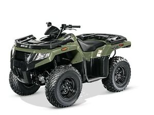 2016 Arctic Cat Alterra 450 Forest Green