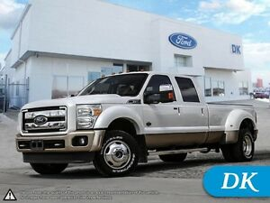 2012 Ford F-450 DRW Super Duty King Ranch