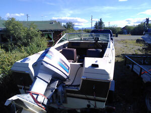 Free Boat - with purchase of engine and trailer