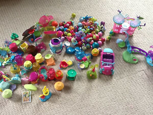 Huge lot of zoobles