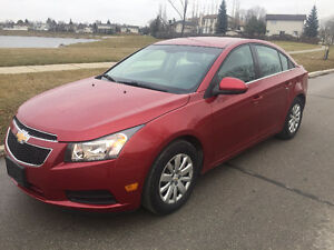 2011 Chevrolet Cruze LT Turbo CLEAN TITLE