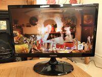 "Flatscreen 22"" Samsung LED HD TV"