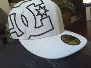 DC Fitted Hat - $20 Size 7 1/8