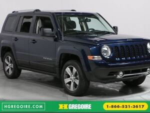 2017 Jeep Patriot HIGH ALTITUDE 4X4 TOIT CUIR MAGS