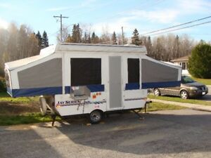 2007 Jayco Tent Trailer