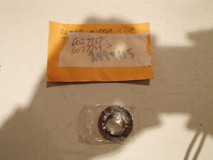 NEW 6027337 / 6077749 MOPAR Remote Driver Mirror Mounting Nut /