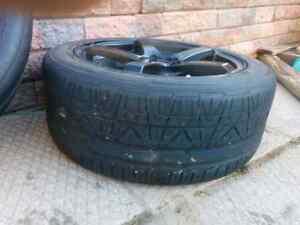 True enkei wheels. Kitchener / Waterloo Kitchener Area image 4