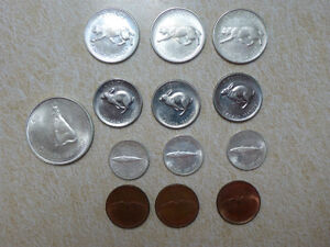 1967 Centennial coins (silver) Cambridge Kitchener Area image 2