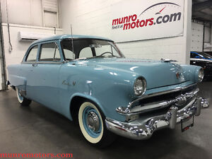 1953 Ford Mainline 239 V8 Coupe UNBELIEVEABLE Condition