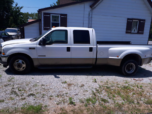 2002 ford power stroke 3500