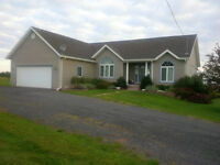 PEI -WATERFRONT HOME -LOWER MONTAGUE PEI
