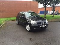 Renault Clio 1.2 extreme 55 plate ,1 owner