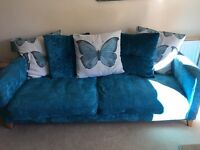 DFS Breeze Sofa and Cuddled Chair