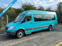 2010 60 MERCEDES-BENZ SPRINTER 2.1 513 CDI 129 BHP AUTOMATIC XLWB DISABLED PASSE