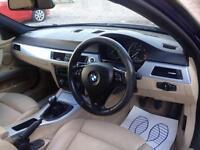 2007 57 BMW 3 SERIES 2.0 320D M SPORT 4D 174 BHP DIESEL