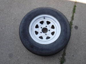 Trailer Tires and Rims (4)