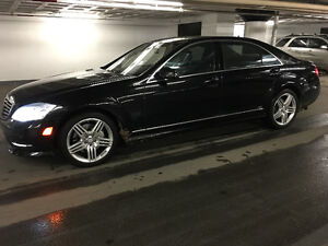 2013 Mercedes-Benz S550 W 4MATIC Sedan Avantgarde Edition