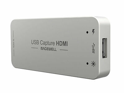 Magewell USB Capture HDMI Gen 2 HDMI to USB 3.0 Video Capture Dongle - 32060
