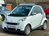 * 2010 SMART FORTWO 0.8 CDi PASSION DIESEL + £0 ROAD TAX + FULL SERVICE HISTORY