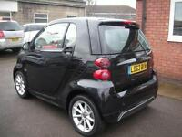 2013 SMART FORTWO COUPE Passion mhd Softouch Auto [2010]