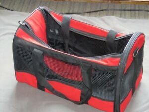 Hard carrier travel/soft local transport NEW -TAKE BOTH $20