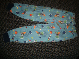 Boys Size 4 Space Gator Sleep Pants Kingston Kingston Area image 2