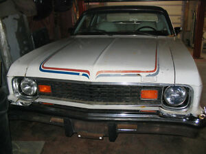 1974 Spirit of America Nova - RARE ORIGINAL