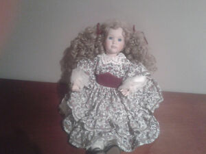 Porcelain Doll from Ashton-drake
